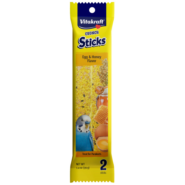 Product-Image showing Crunch Sticks Egg & Honey Flavor