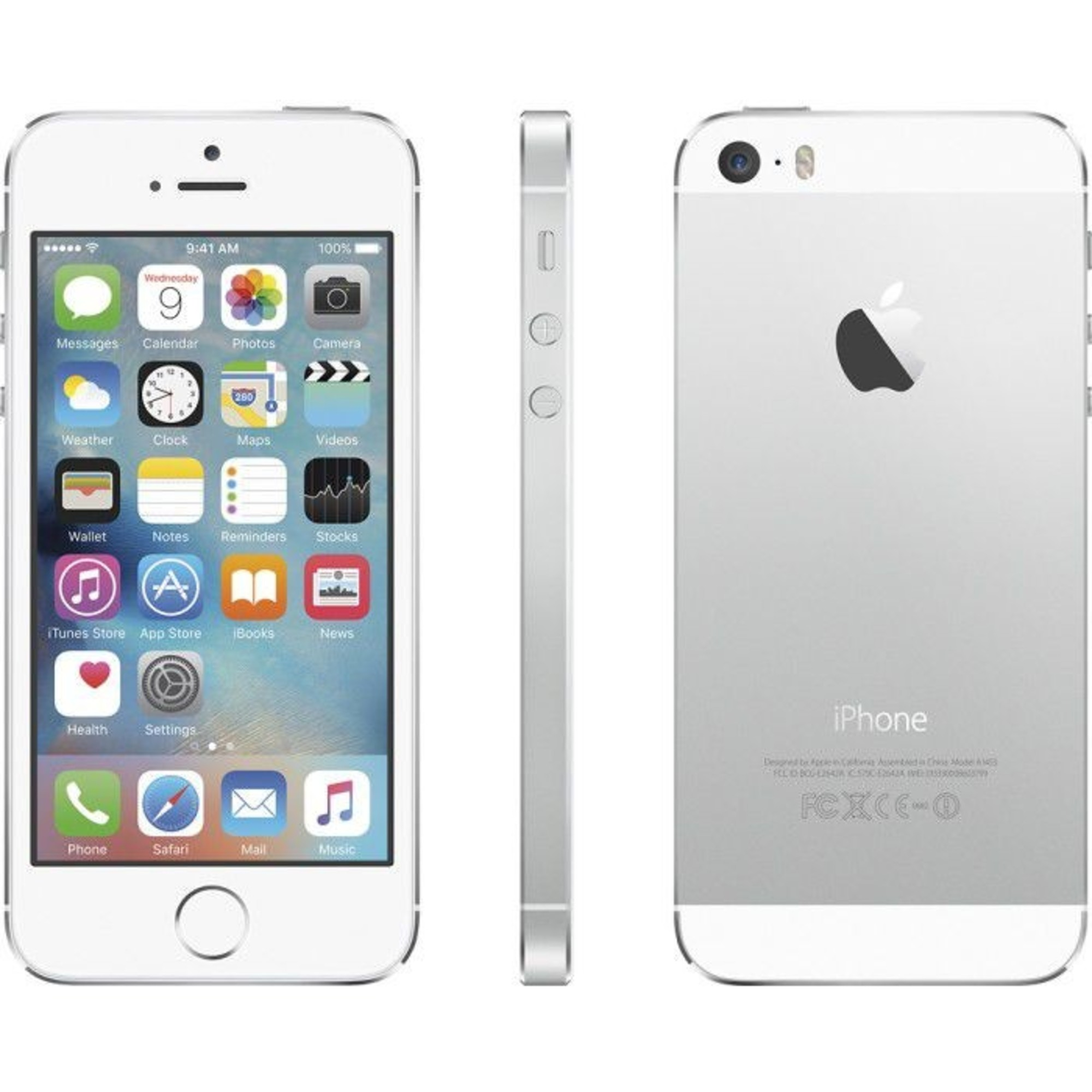 apple iphone 5s 16gb unlocked gsm lte dualcore 8mp phone. Black Bedroom Furniture Sets. Home Design Ideas