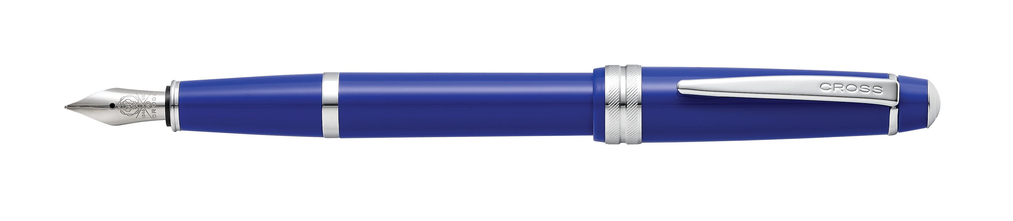 Cross Bailey Light Polished Blue Resin Fountain Pen
