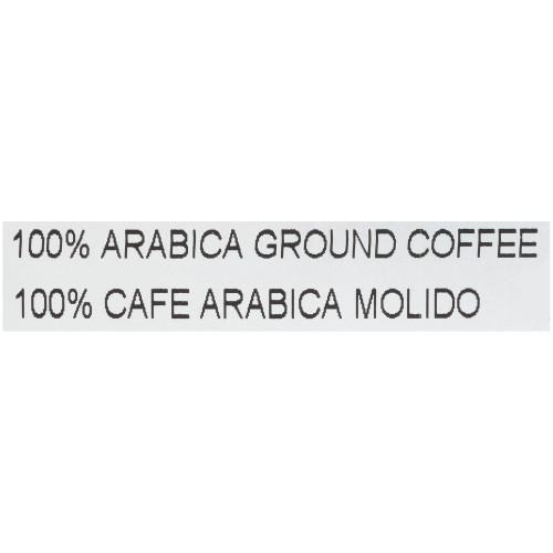 CAFÉ COLLECTIONS Hazelnut Roast & Ground Coffee, 2.25 oz. Bag (Pack of 20)