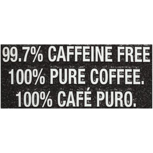 YUBAN Regular Roast & Ground Decaf Coffee, 2 oz. Bag (Pack of 128)