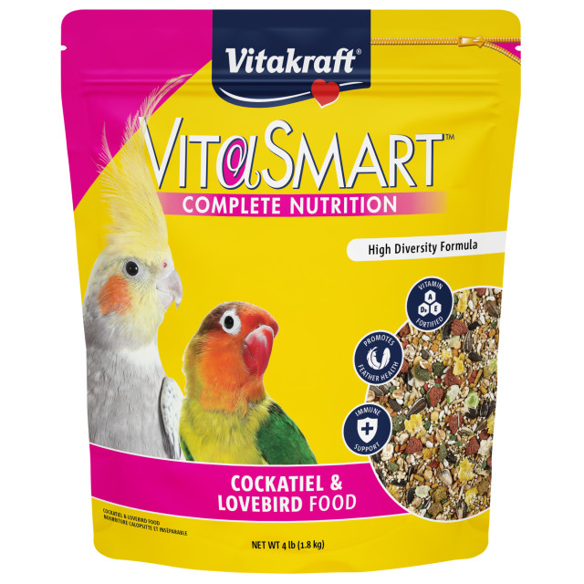 Product-Image showing VitaSmart Cockatiel & Lovebird