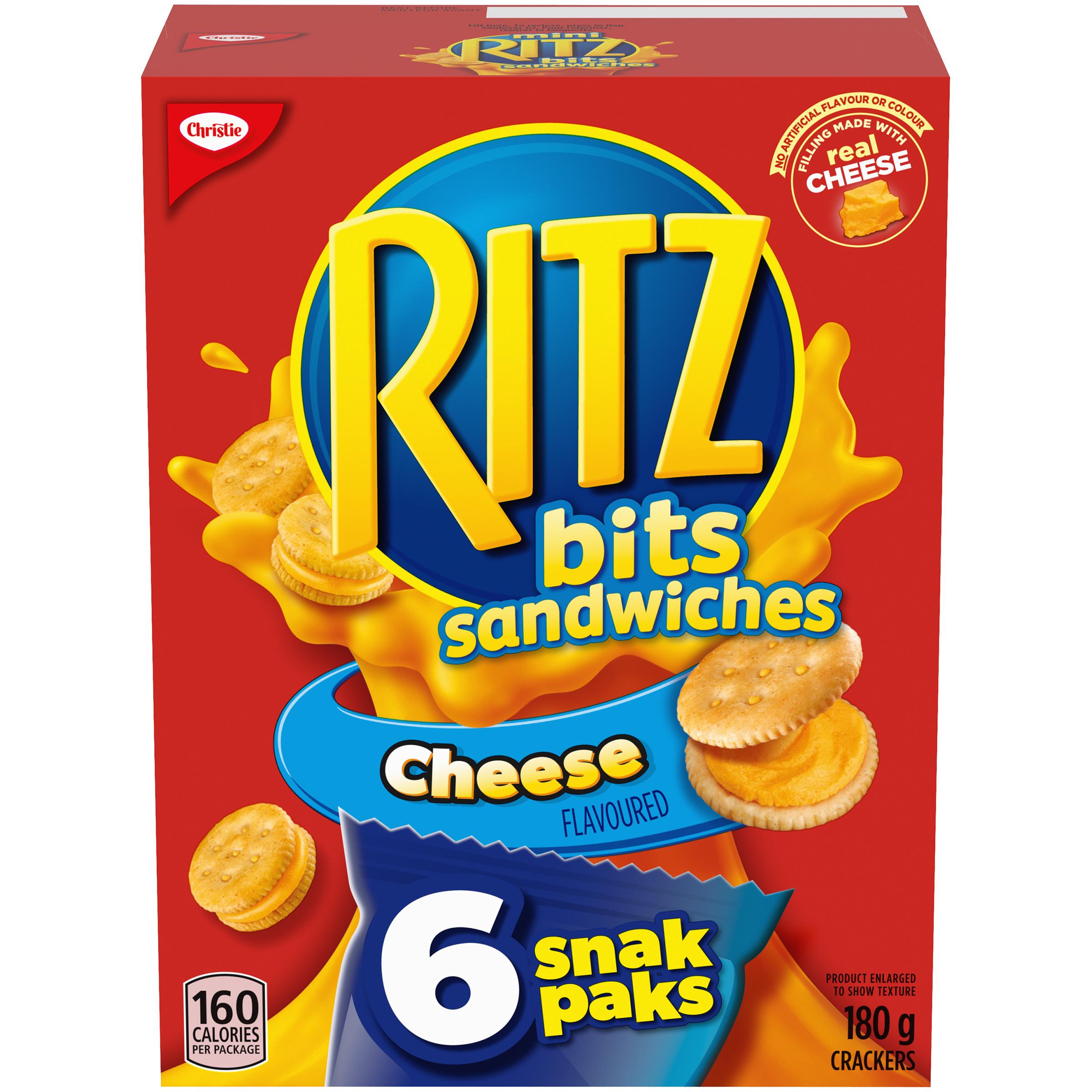 RITZ  CHEESE 30 GRM