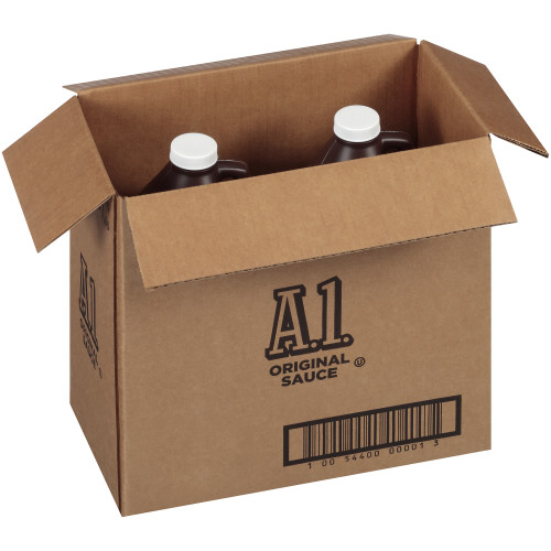 A.1. Steak Sauce, 1 gal. Jugs (Pack of 2)