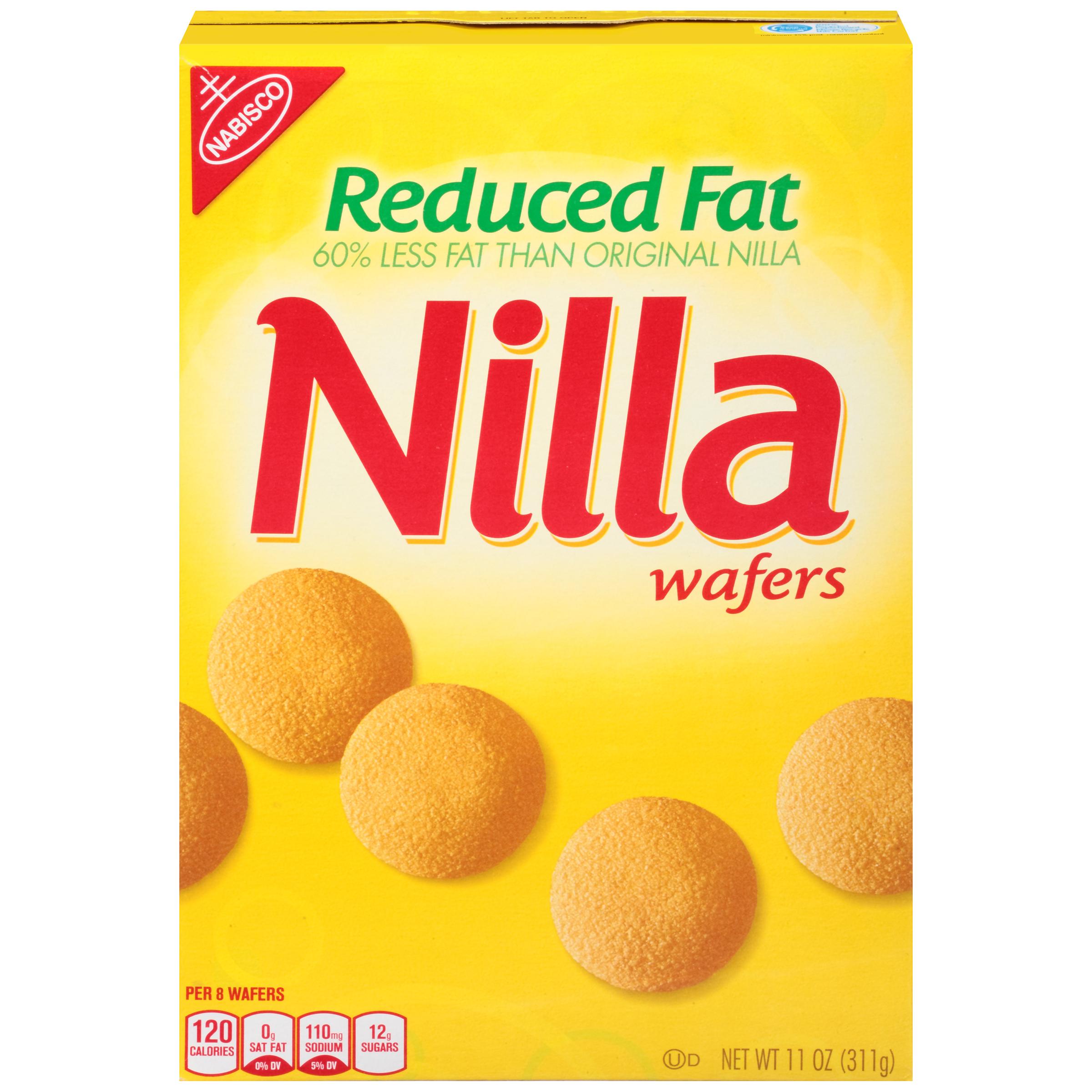 NILLA WAFER Vanilla (Reduced Fat) Cookies 11 oz