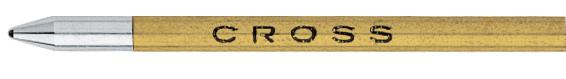 Matrix Ballpoint Pen Refill - Blue - Three per Card