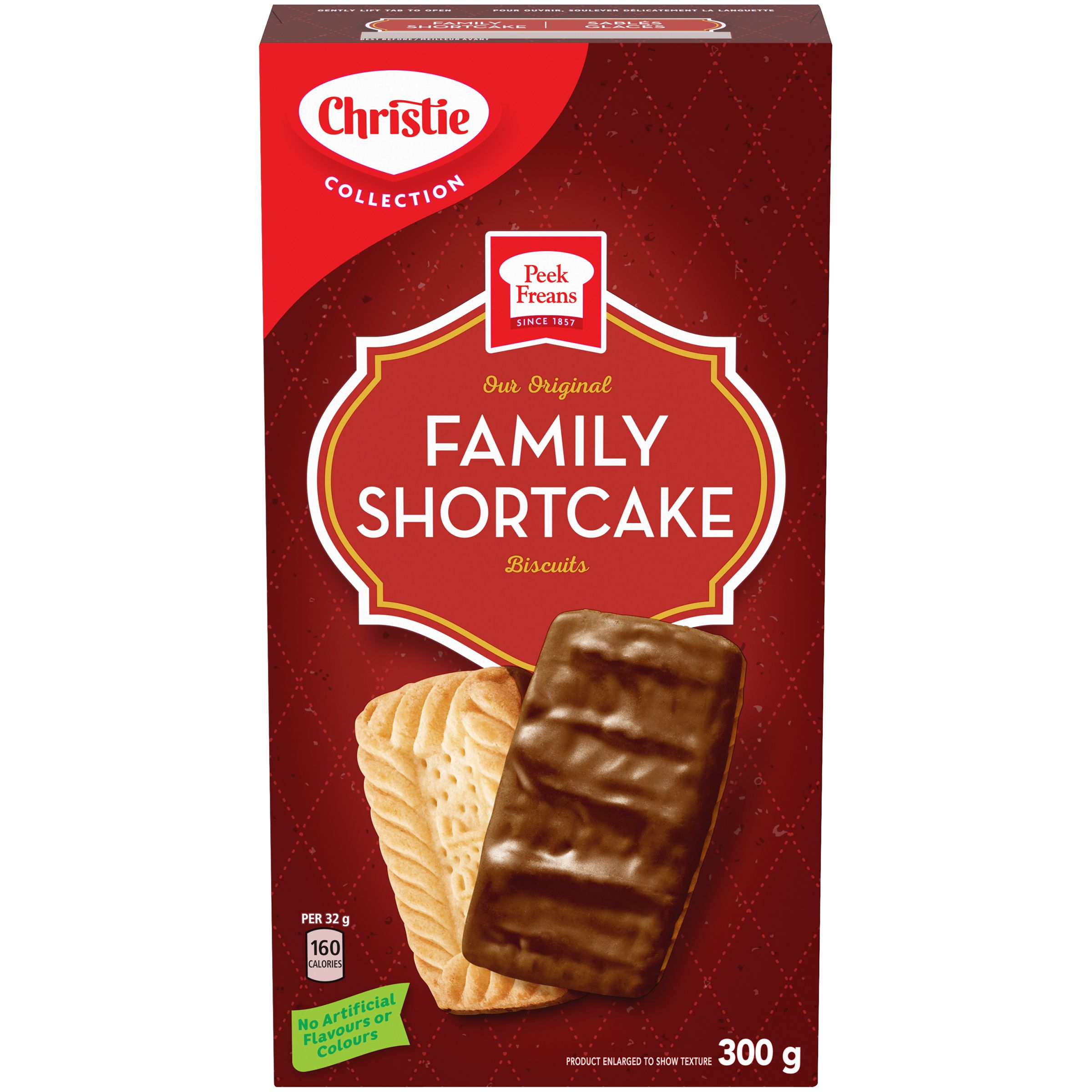 Peek Freans Family Shortcake Biscuits 300 G