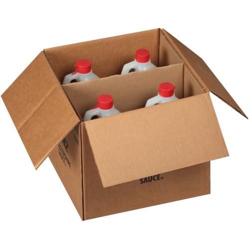 HEINZ Worcestershire Sauce, 1 gal. Jugs (Pack of 4)