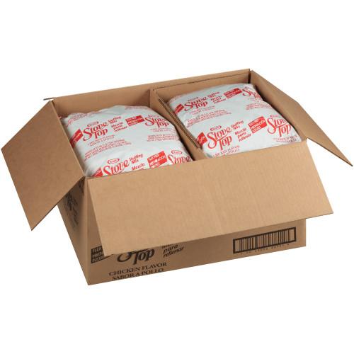 STOVE TOP Chicken Flex Serve Stuffing Mix, 48 oz. Bag (Pack of 6)