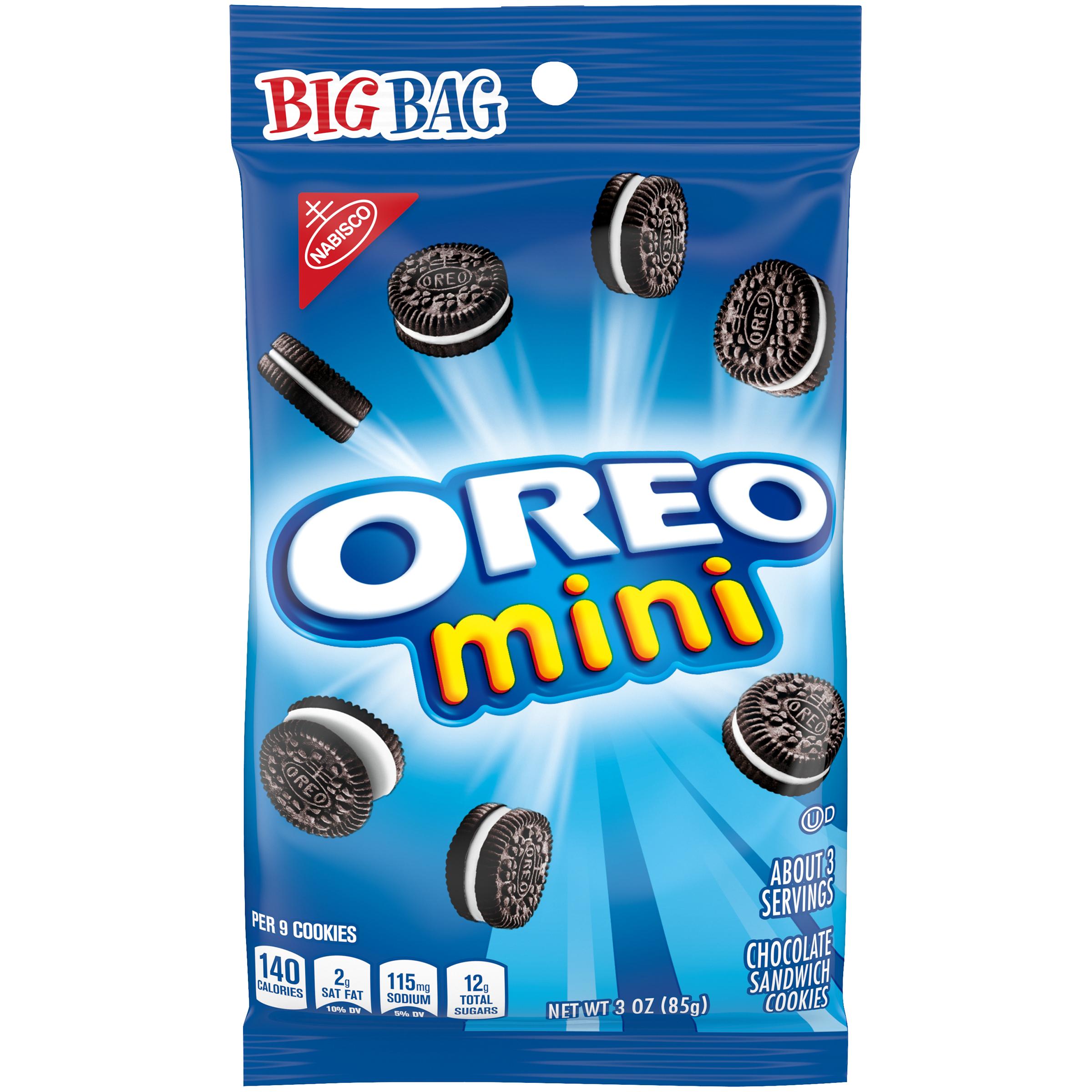 OREO Mini Mini Cookies - Mini 3 oz