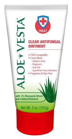 Aloe Vesta Antifungal 2% Strength Ointment 5 oz. Tube, 325105 - Case of 12