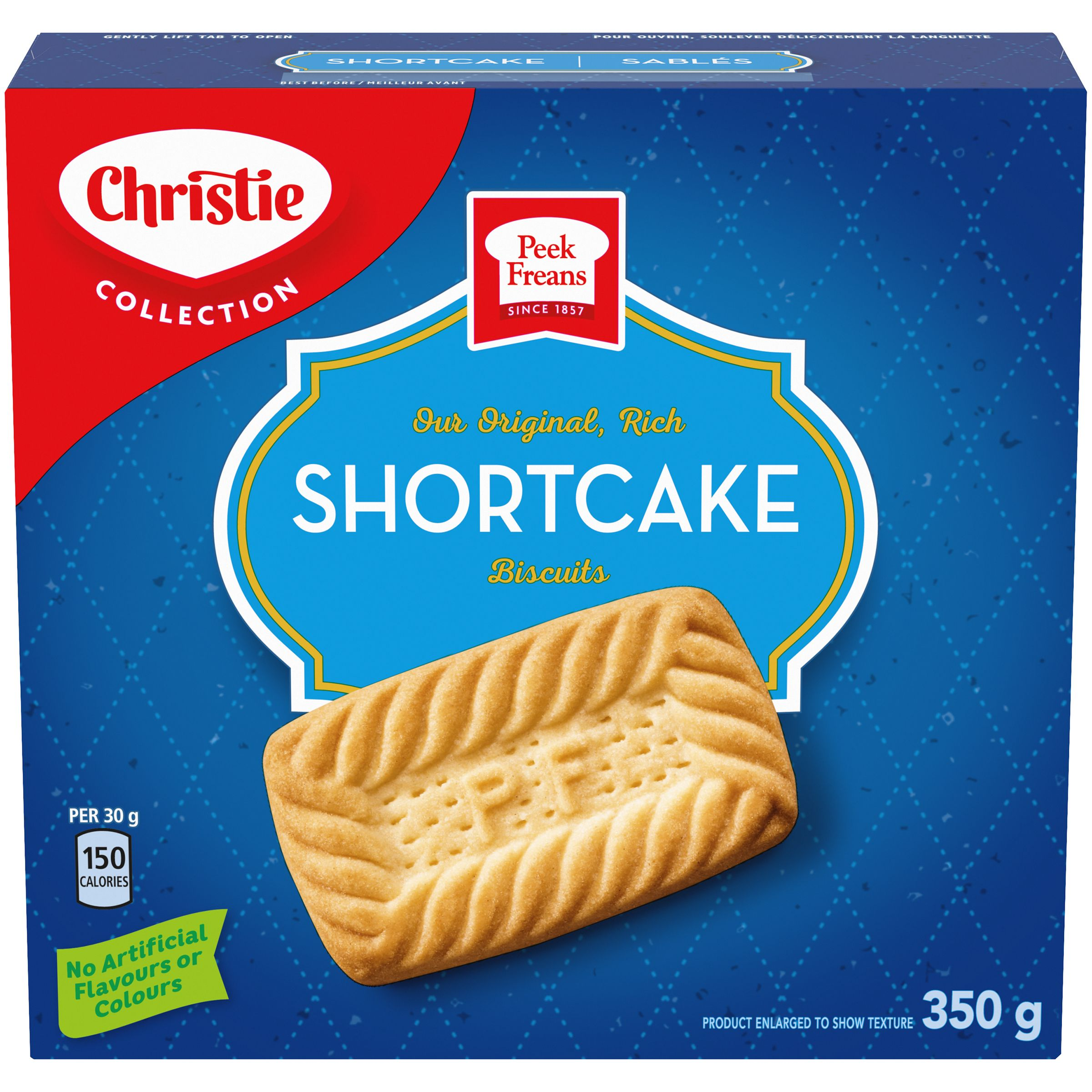 Peek Freans Shortcake Biscuits 350 G