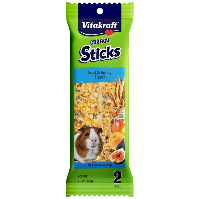 Product-Image showing Crunch Sticks Fruit & Honey Flavor