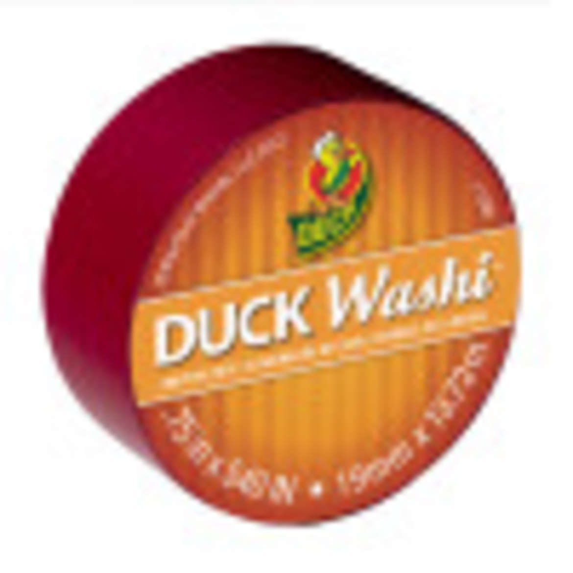 Duck Washi® Crafting Tape - Berry, 0.75 in. X 15 yd. Image