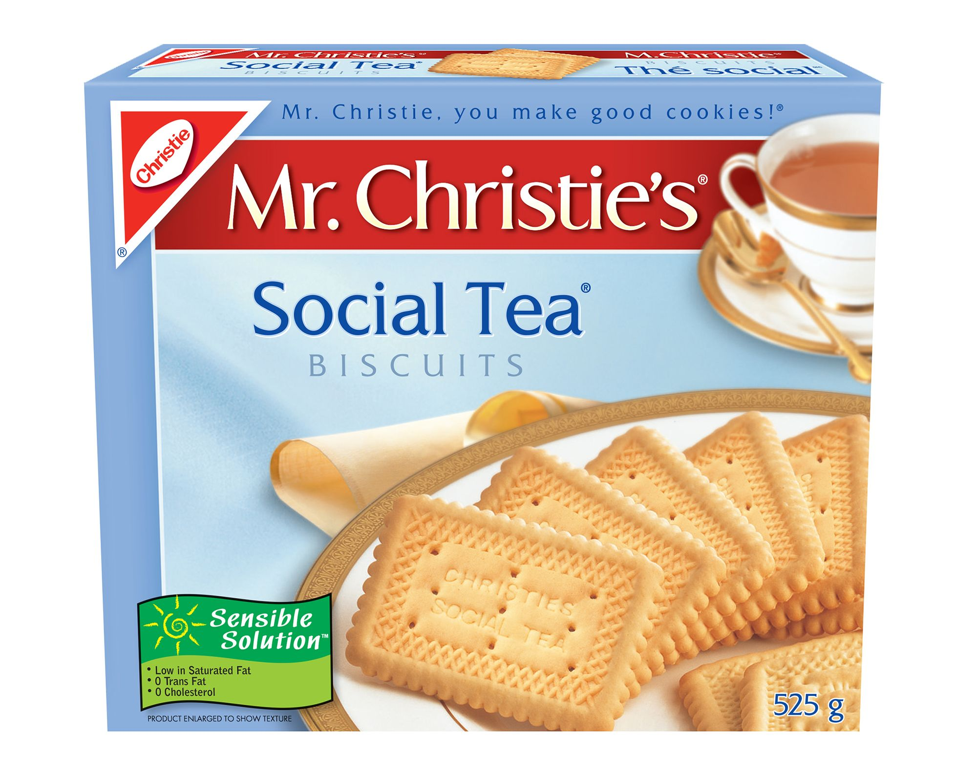 Social Tea Biscuits 525 G