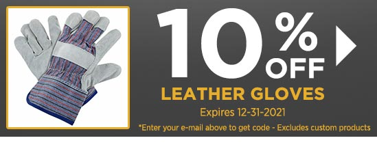 10% Off Leather Gloves