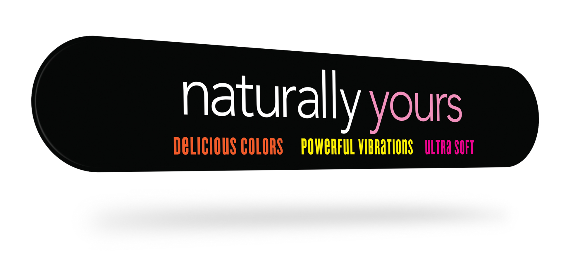 Naturally Yours - Slatwall Sign