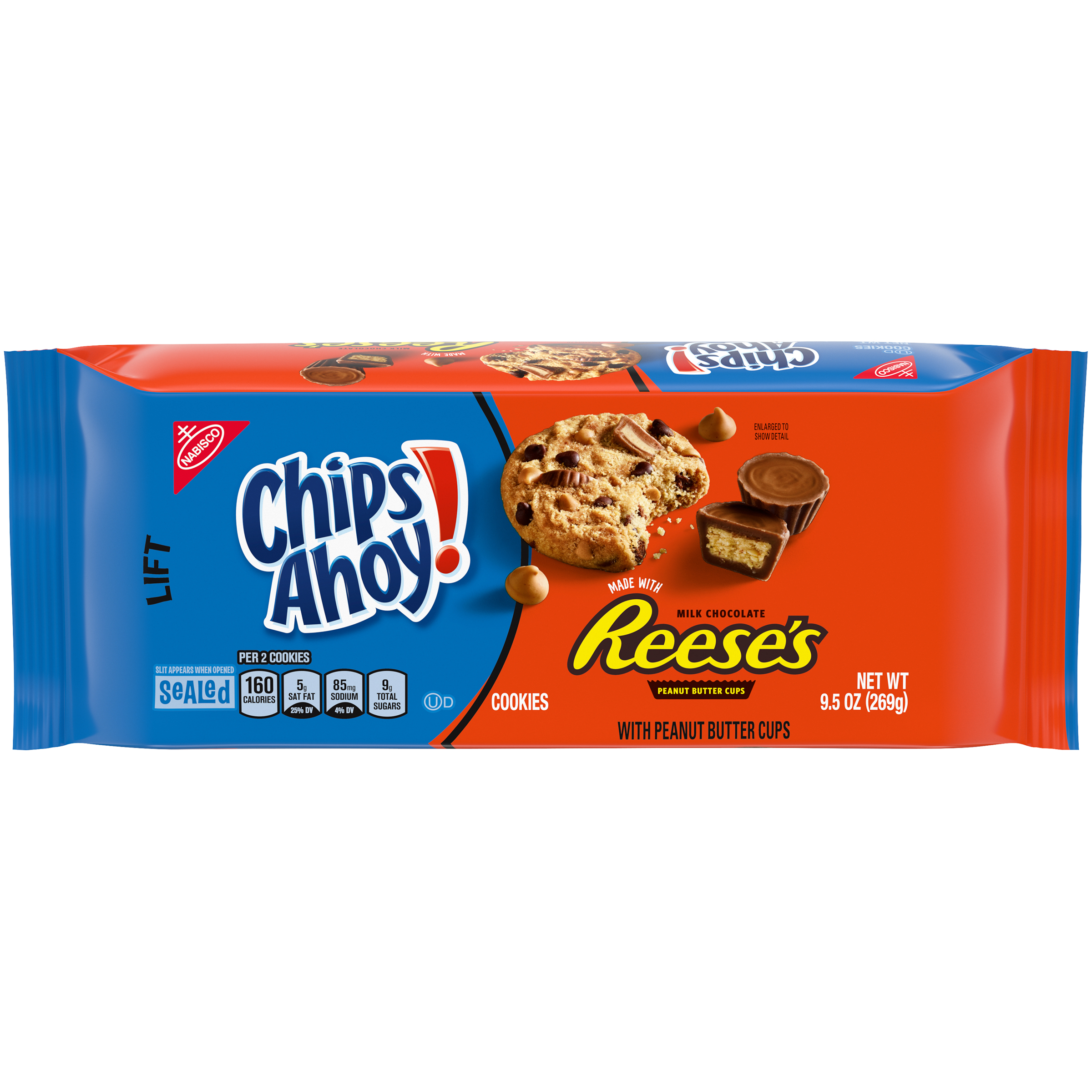 CHIPS AHOY! Reese'S Peanut Butter Cookies 9.5 oz
