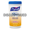PURELL® Hand Sanitizing Wipes Fresh Citrus Scent - DISCONTINUED