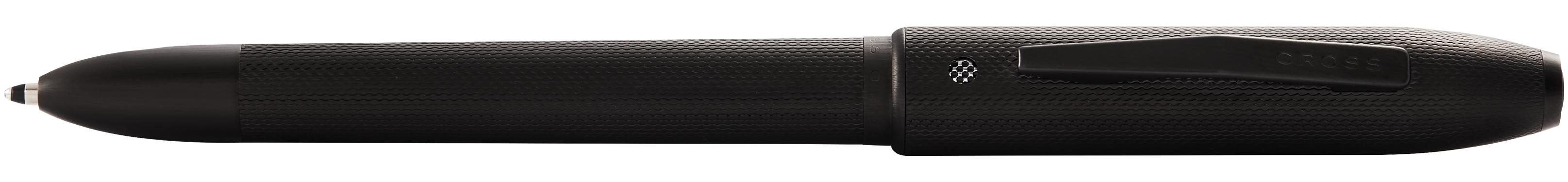 Tech4 Black PVD Multifunction Pen