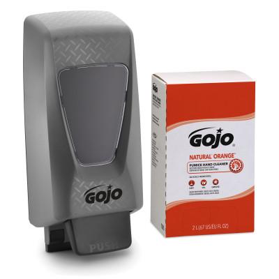 GOJO® NATURAL* ORANGE™ Pumice Hand Cleaner Starter Kit