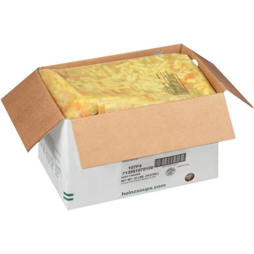 HEINZ TRUESOUPS Chicken Noodle Soup, 8 lb. Bag (Pack of 4)