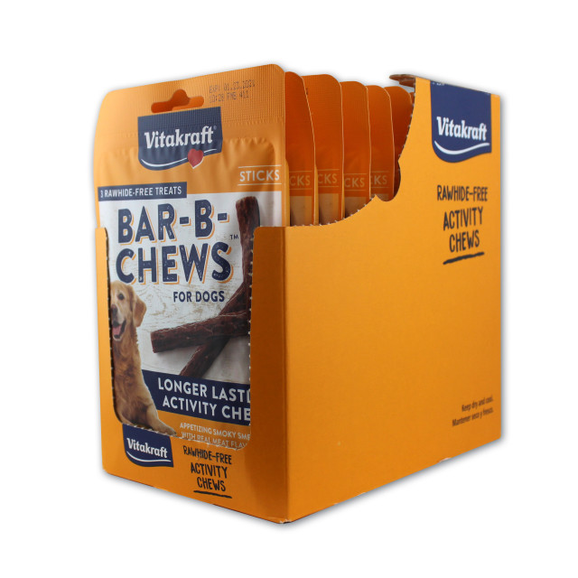 Alt-Image showing Bar-B-Chews™ Sticks, 3 Pack