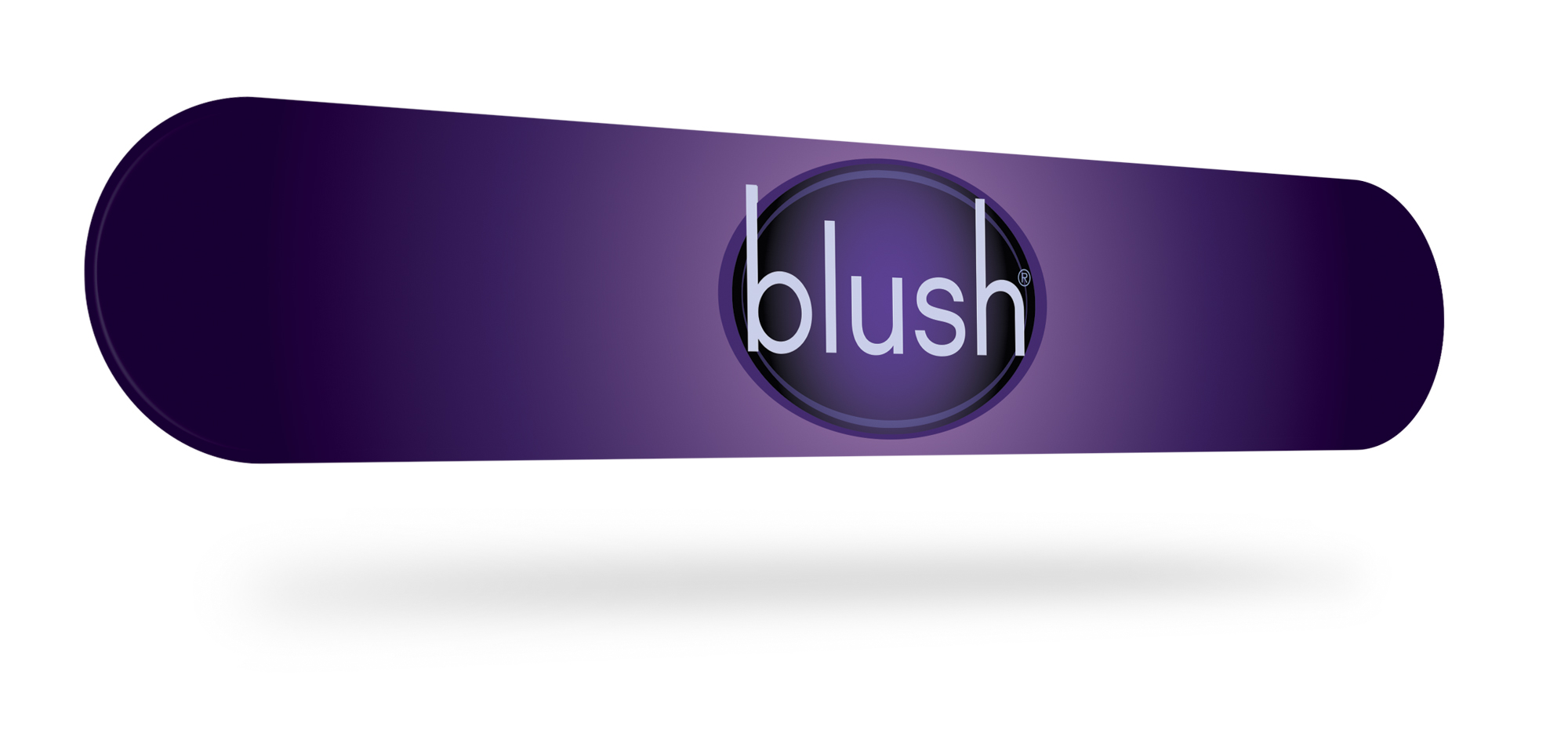 Blush - Slatwall Sign