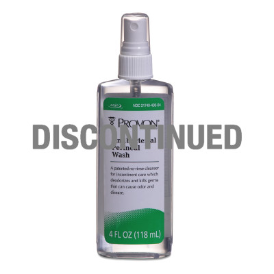 PROVON® Antibacterial Perineal Wash - DISCONTINUED