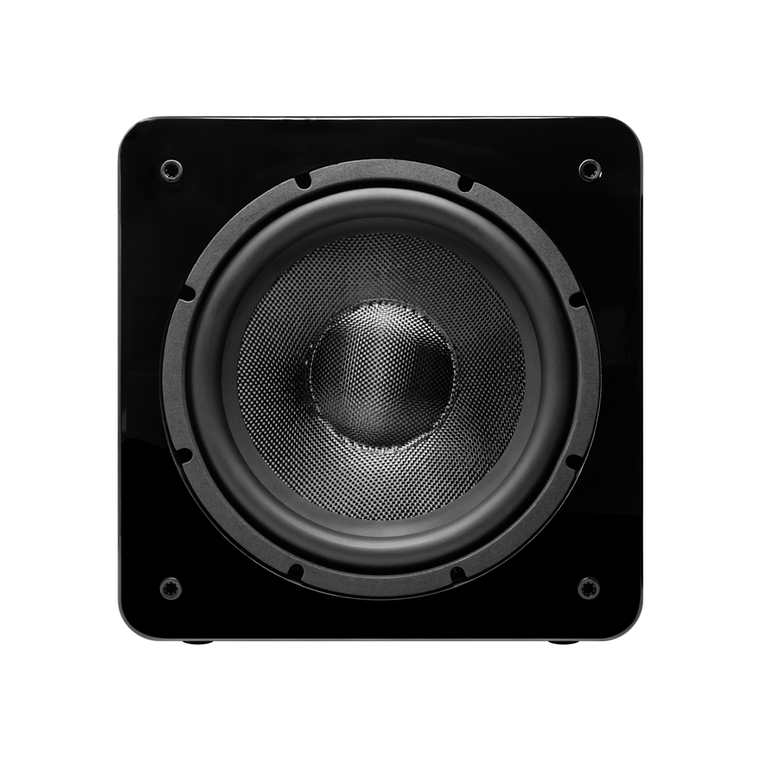 """10"""" Powered Subwoofer 230W Wave Electronics"""