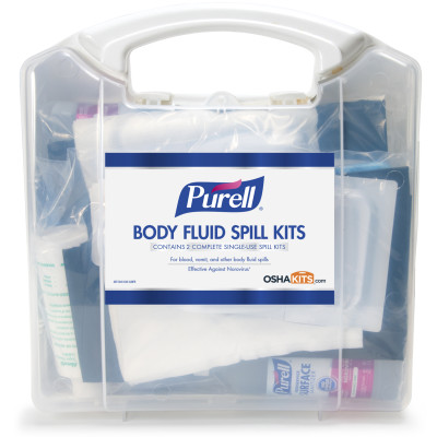 PURELL™ Body Fluid Spill Kit