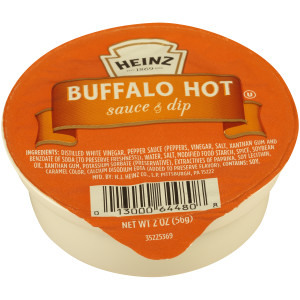 Heinz Buffalo Hot Sauce Dip Cup, 2 oz. image