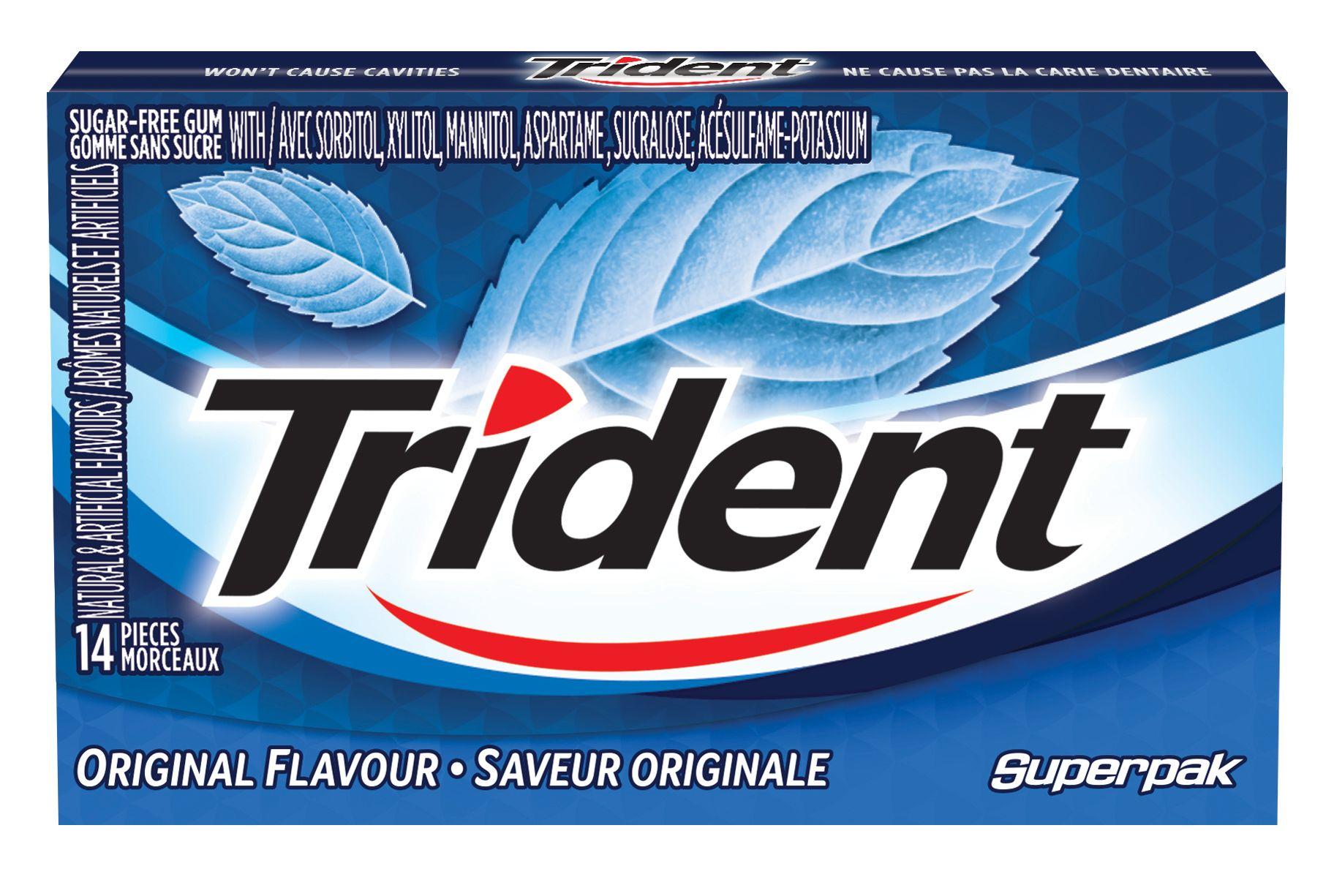 TRIDENT  ORIGINAL 14 1N