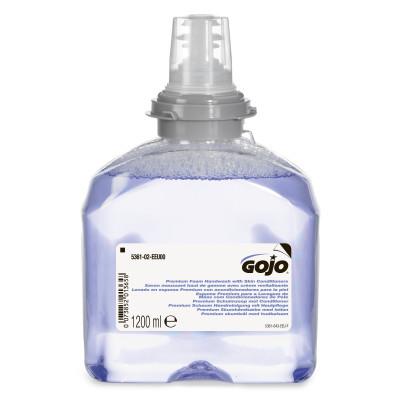GOJO® Sabonete Premium em Espuma para as Mãos com Condicionadores de Pele