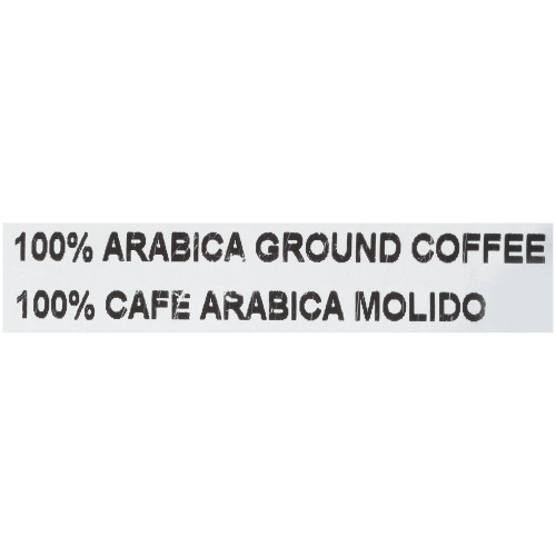 CAFÉ COLLECTIONS French Roast & Ground Coffee, 2.25 oz. Bag (Pack of 20)