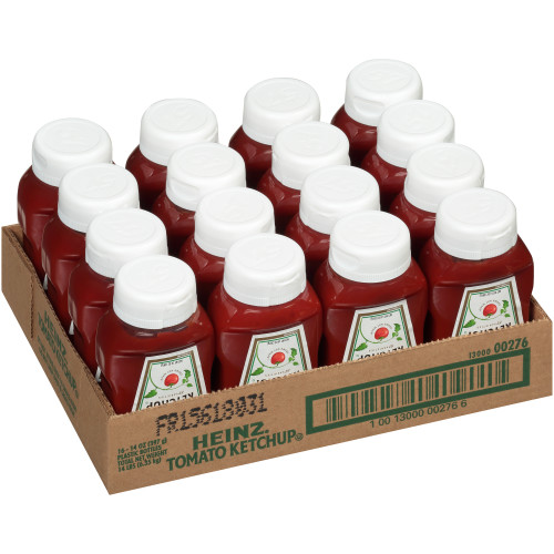 Heinz Ketchup Bottle, 14 oz.