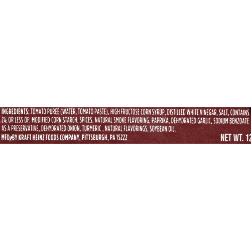 HEINZ Single Serve Barbecue Sauce, 12 gr. Packets (Pack of 200)