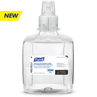 PURELL® Food Processing HEALTHY SOAP® 0.5% PCMX Antimicrobial E2 Foam Handwash