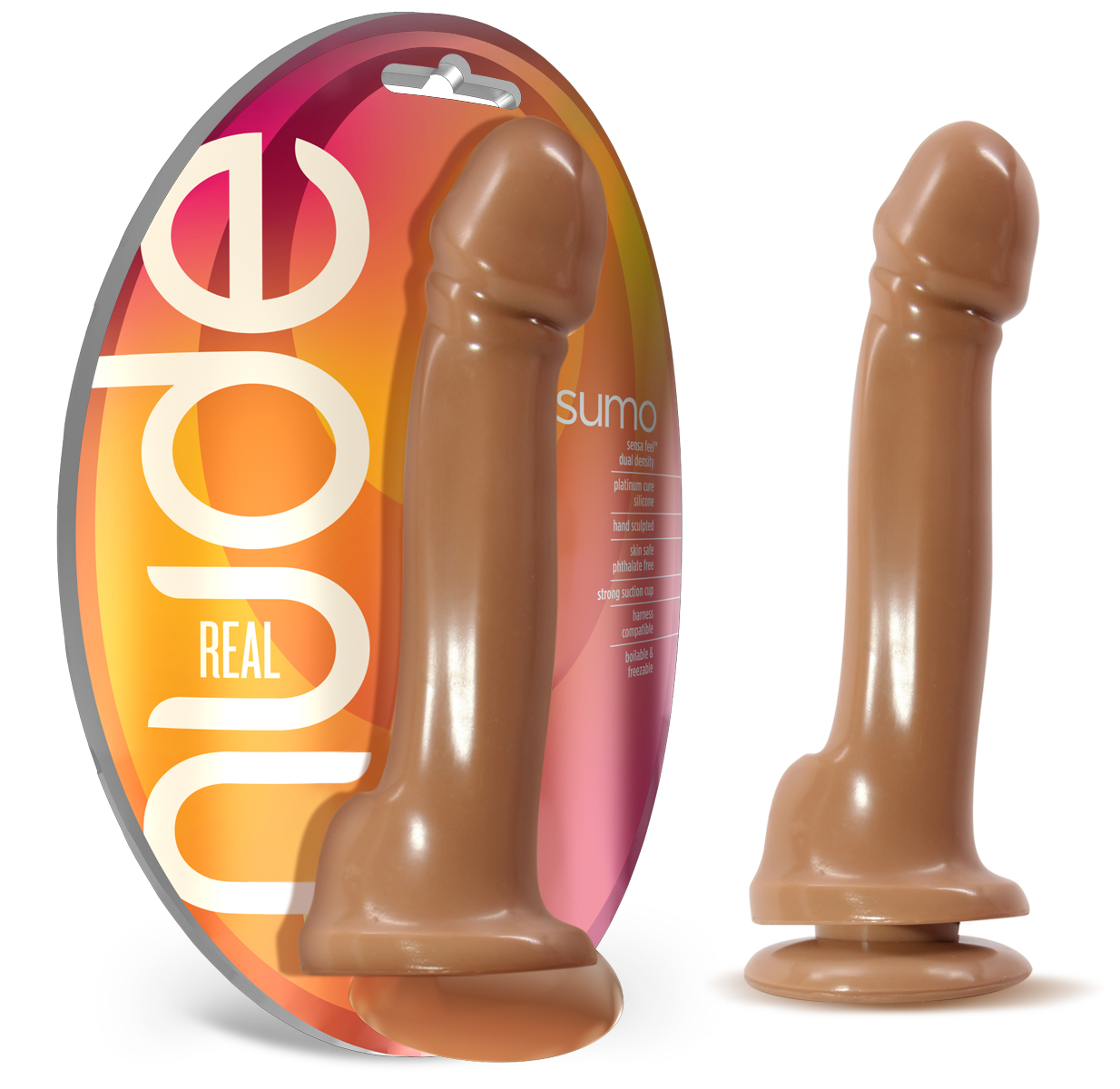 Real Nude - Sumo - Toffee