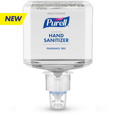 PURELL® Healthcare Advanced Hand Sanitizer Gentle & Free Foam