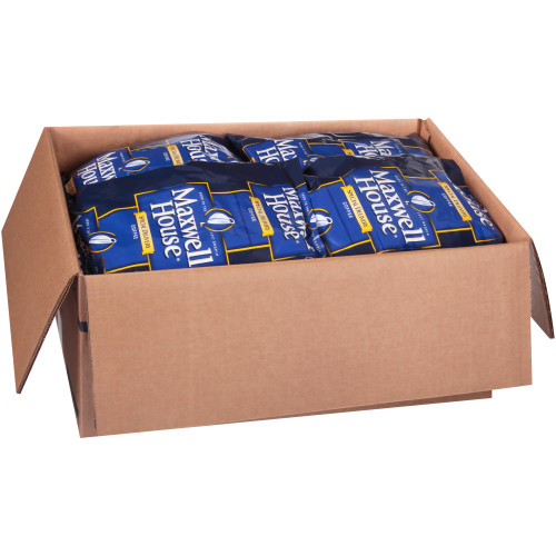 MAXWELL HOUSE Special Delivery Roast & Ground Coffee, 1.8 oz. Packets (Pack of 112)
