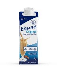 Ensure Butter Pecan Flavor 8 oz. Carton Ready to Use, 64935 - EACH