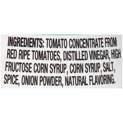 HEINZ Ketchup Thunderbird, 14 oz. Bottles (Pack of 16)