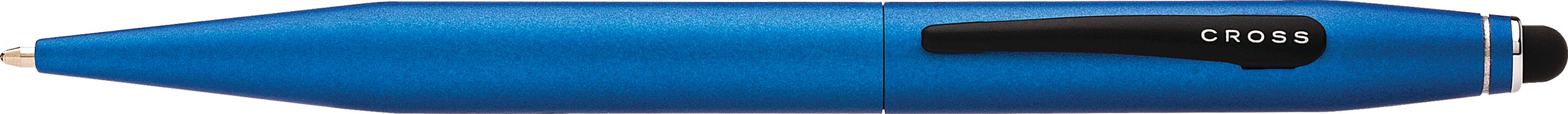 Tech 2 Metallic Blue Ballpoint Pen