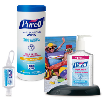 PURELL ADVANCED WORKFORCE SOLUTION™ Kit