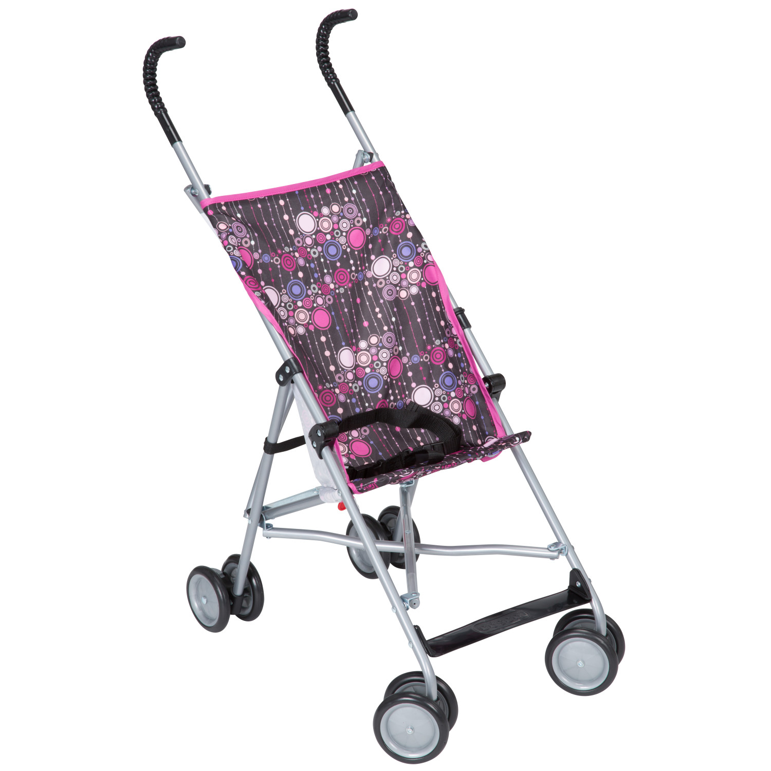 how to put cosco car seat in stroller