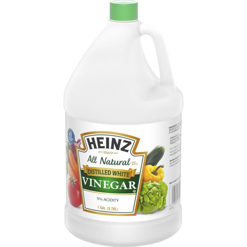 Heinz Distilled White Vinegar 1 gal. Jug