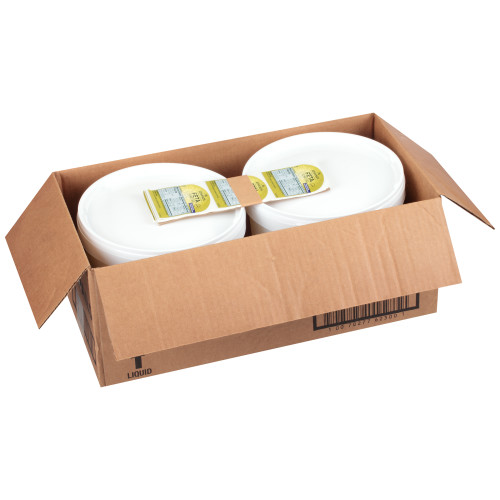ATHENOS Traditional Feta 9 lb. Pails (Pack of 2)