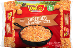 Shredded Hash Brown Potatoes image