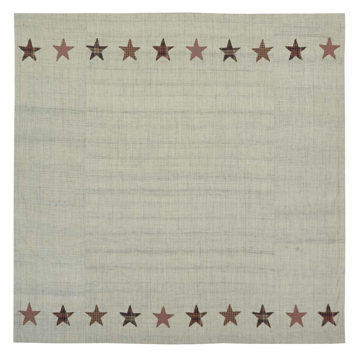 Abilene Star Shower Curtain 72x72